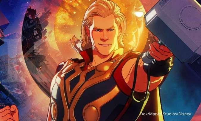 Teaser What If episode 7 di Disney+, bagaimana jika Thor menjadi anak tunggal?