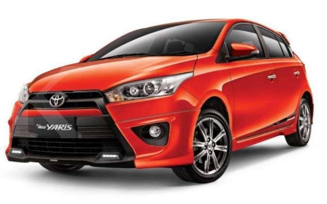 Harga mobil bekas Toyota Yaris