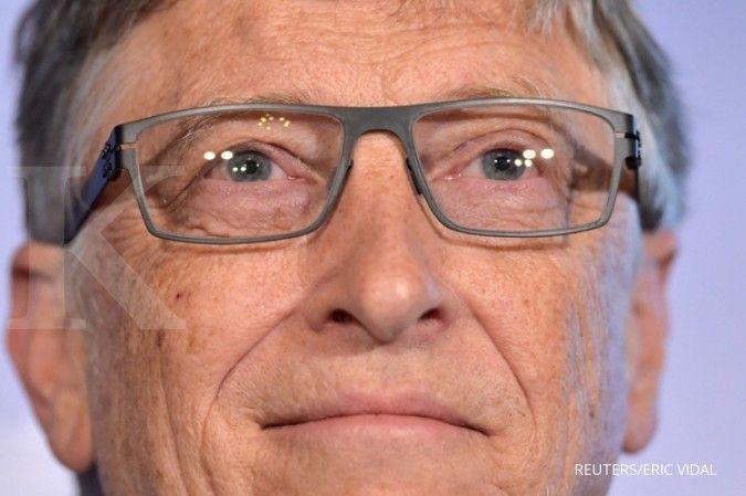 Bill Gates: Steve Jobs adalah penyihir yang menyelamatkan Apple dari kematian