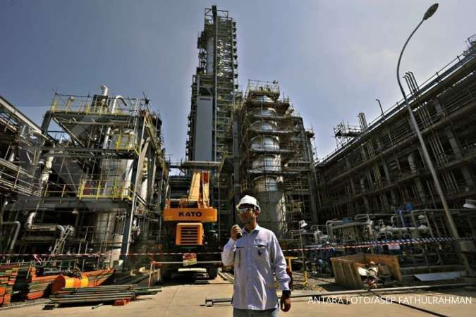 Chandra Asri (TPIA) akan rights issue 7,17 miliar saham