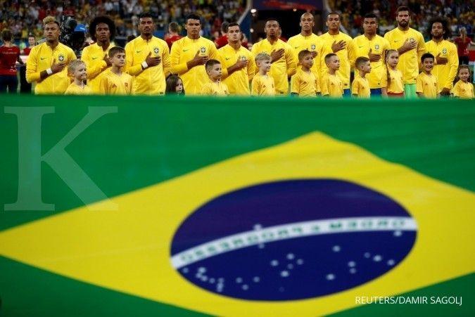 Paraguay vs Brasil: Lawan Guaranies, rekor tak terkalahkan Selecao bisa berlanjut