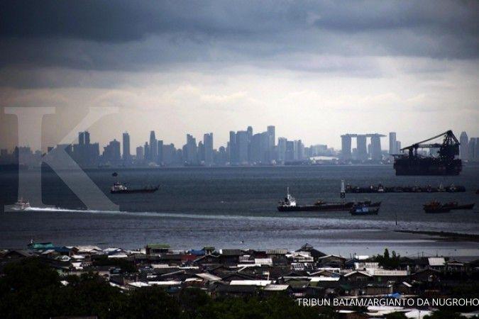 Hujan lebat, banjir bandang terjang sejumlah wilayah di Singapura