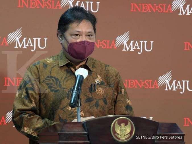 Airlangga ungkap alasan pemerintah pusat lakukan pembatasan kegiatan di Jawa & Bali