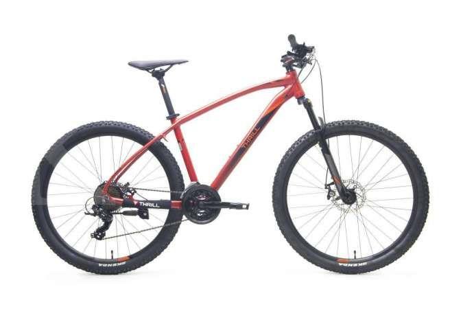 Ada tiga pilihan warna baru, inilah harga sepeda gunung Thrill Cleave 3.0