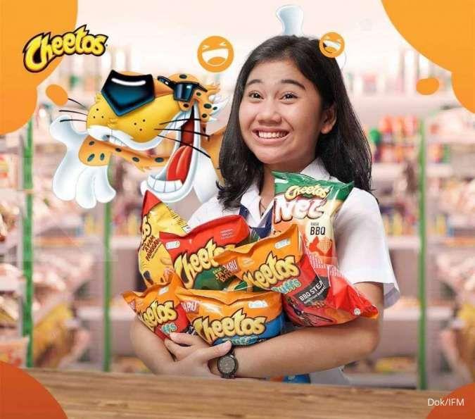 Segera lenyap dari rak supermarket di Indonesia, cek resep Cheetos homemade