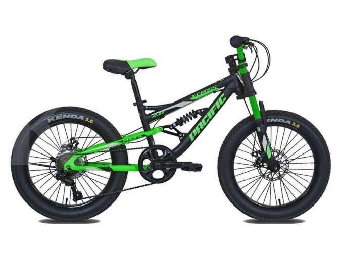 Daftar harga sepeda gunung anak Pacific seri X-Cross terkini Juni 2021, Rp 2 jutaan