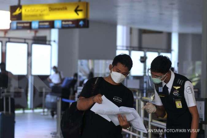Syarat perjalanan pesawat terbang, kereta api dll saat PPKM Jawa Bali diperpanjang