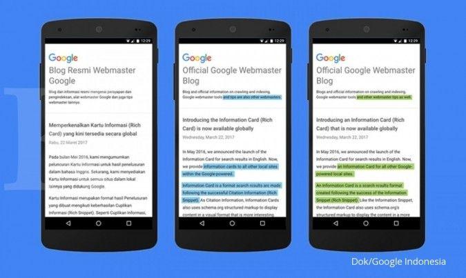 Selain Google Translate, inilah 3 situs atau website terjemahan alternatif lainnya