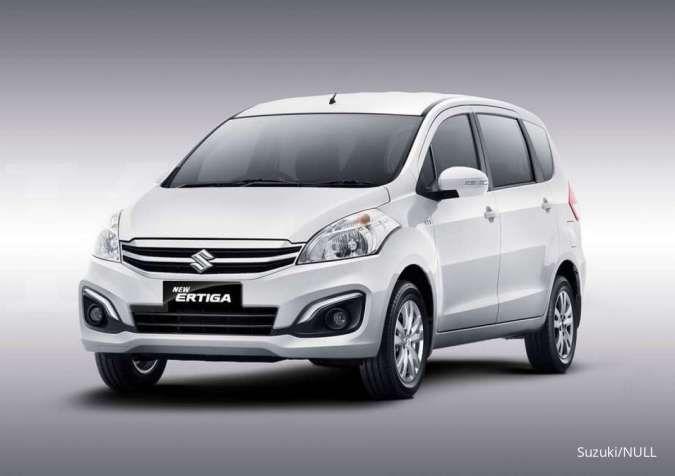 Harga mobil bekas Suzuki Ertiga kini termurah Rp 120 juta, makin terjangkau