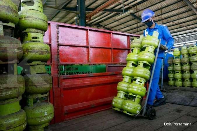Penyaluran Tidak Tepat Sasaran, Menanti Realisasi Skema Baru Subsidi Gas Melon 3 Kg
