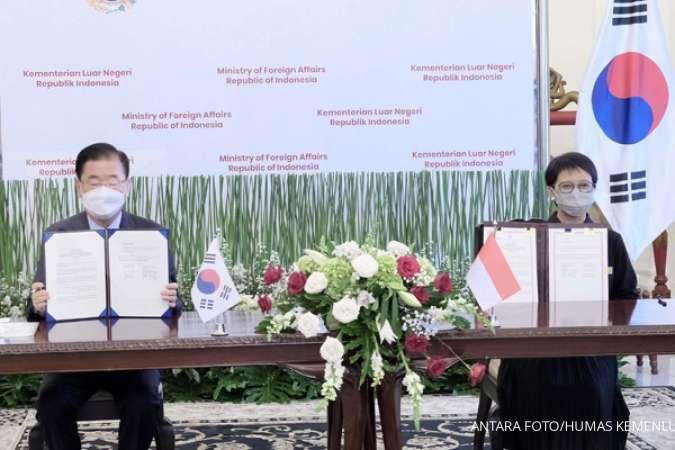 Indonesia dan Korea Selatan menjalin kerja sama dalam menangani pandemi Covid-19