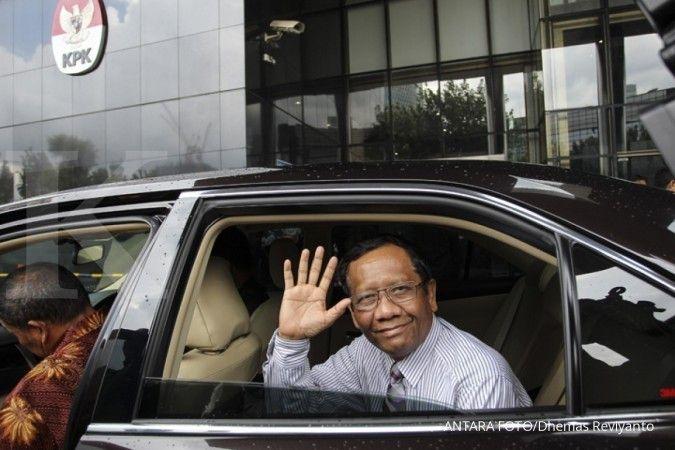 Ada bom bunuh diri di Medan, ini kata Menko Polhukam