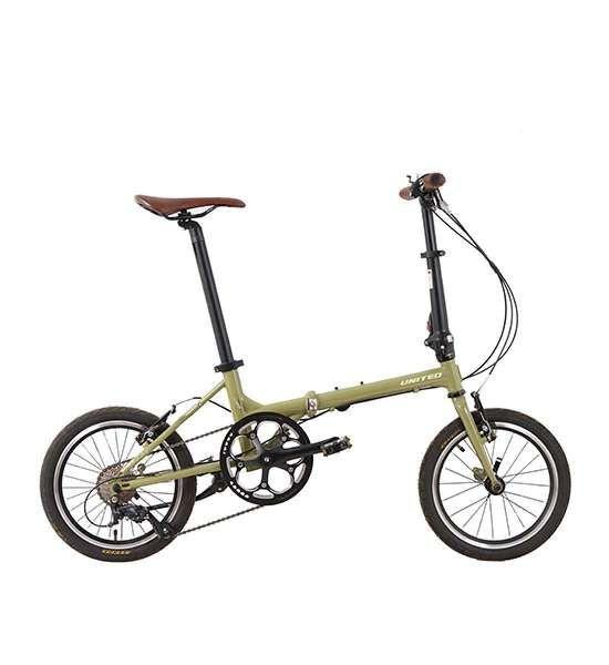 Gaya dan tangguh, harga sepeda lipat United Black Horse 2020 bikin kantong tersenyum