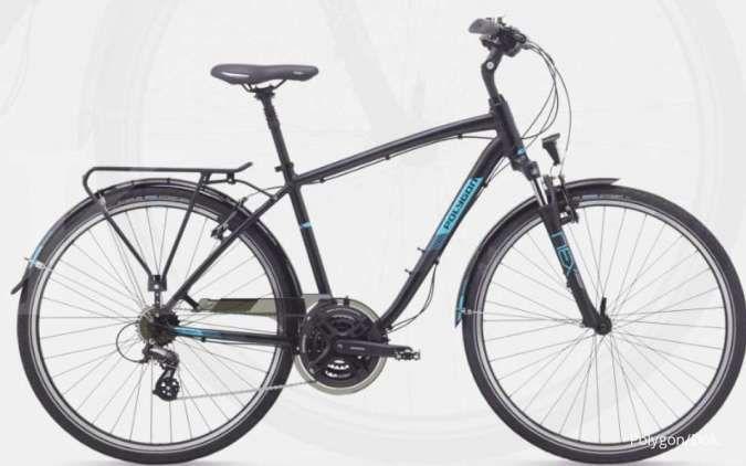Harga terbaru sepeda Polygon Sierra Deluxe Sport, cocok dipakai cewek dan cowok