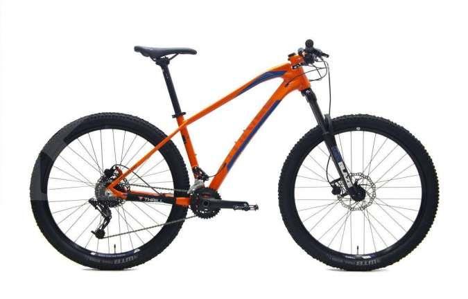 Rogoh kocek lumayan dalam, harga sepeda gunung Thrill Ravage 5.5 si pendatang baru