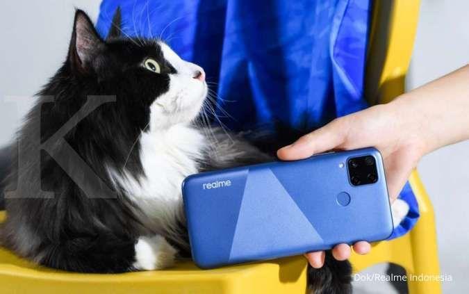 Info harga HP Realme terbaru, Januari 2021: series C mulai dari Rp 1 jutaan