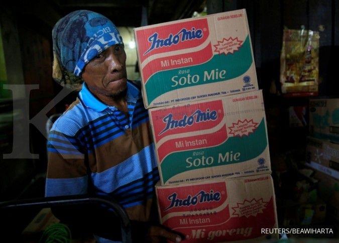 Penjualan mi instan Indofood CBP (ICBP) topang peningkatan kinerja