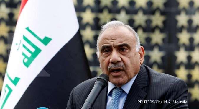 Perdana menteri Irak berkomitmen melindungi misi diplomatik di negaranya
