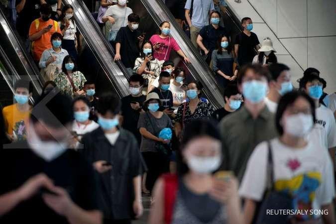Muncul wabah COVID-19, kota di China ini larang penduduk keluar kota