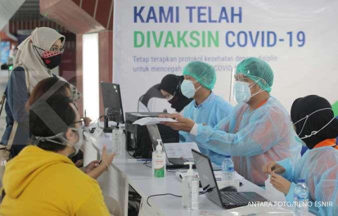 Dukung percepatan program vaksinasi di DKI, Wilmar bagikan minyak goreng