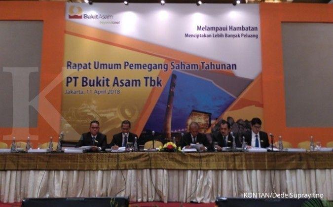 Bukit Asam tunjuk direktur keuangan baru