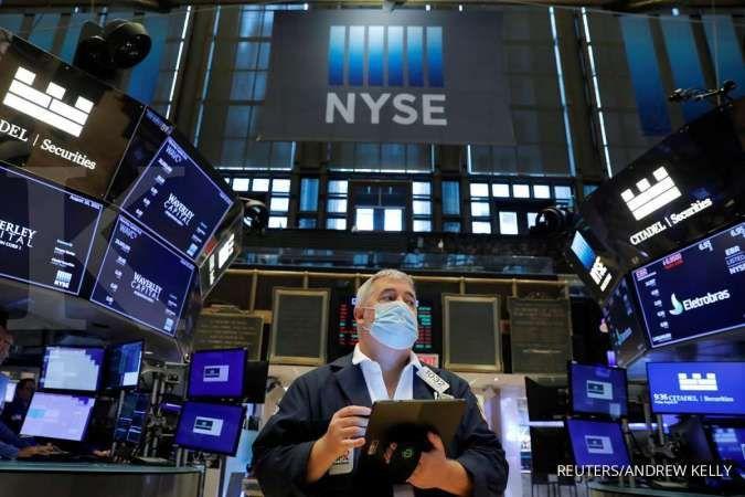 Wall Street rebound, disokong kenaikan saham sektor energi dan keuangan