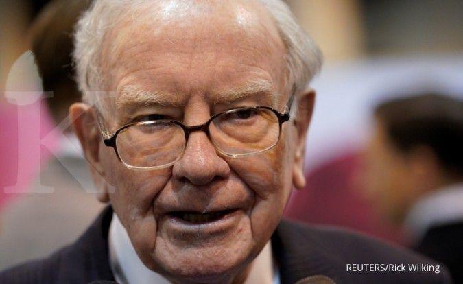 2019 disebut-sebut menjadi tahun terburuk Warren Buffett dalam satu dekade