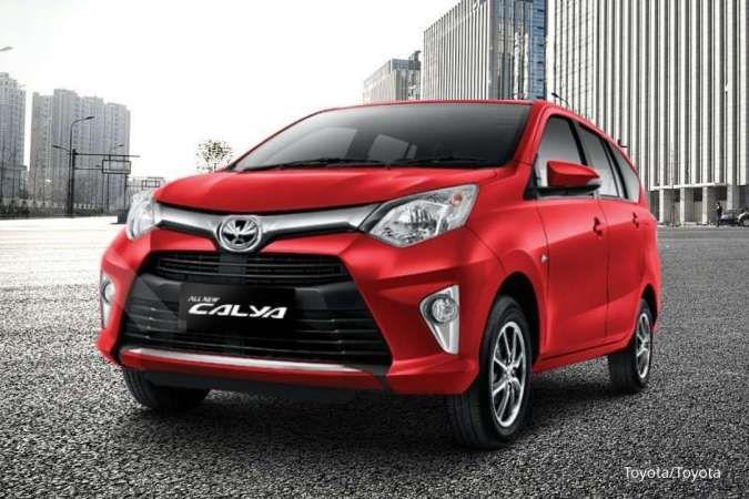 Periksa harga mobil bekas Toyota Calya keluaran awal yang kian murah per April 2021