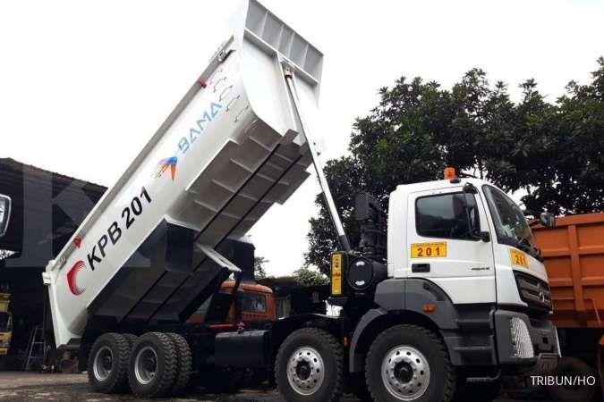 Kobexindo Tractors (KOBX) torehkan kinerja ciamik di tiga bulan pertama tahun ini