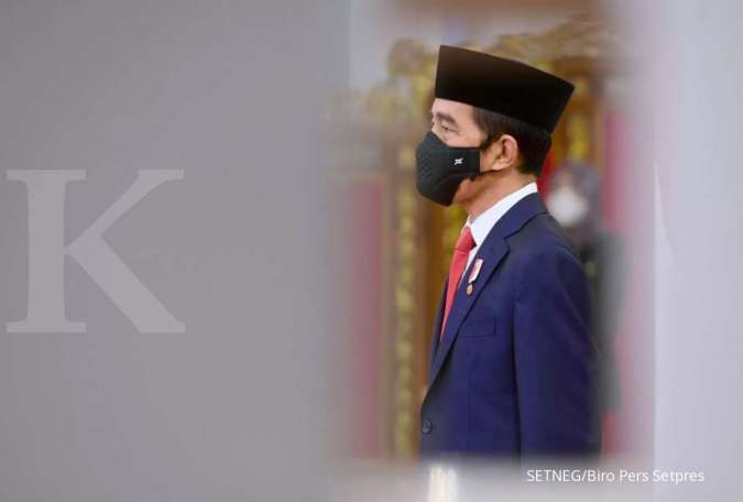 Fokus tangani Covid-19, Jokowi: Tak ada reshuffle kabinet dalam waktu dekat