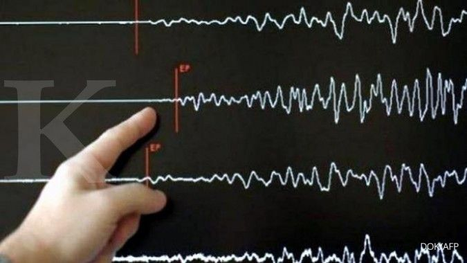 Gempa terkini: Terpusat di Pangandaran, terasa di Yogya-Bandung, rusak puluhan rumah
