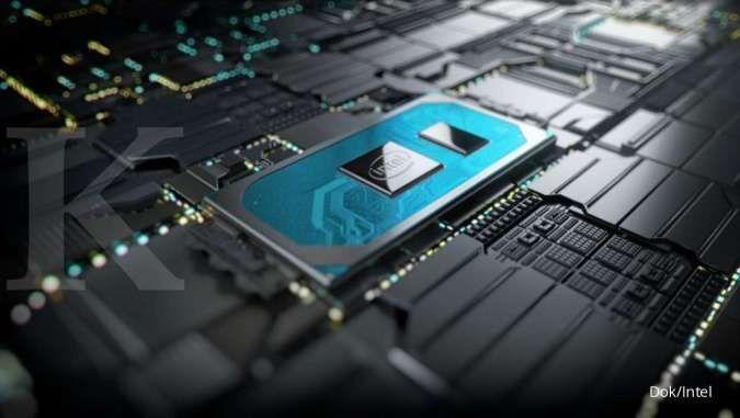 Intel luncurkan rangkaian prosesor pertama dari seri Intel Core Generasi ke-10