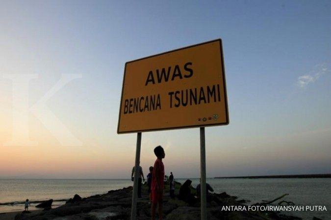 Kalau tsunami hantam pantai Selatan Blitar, cuma 16 menit waktu untuk selamatkan diri