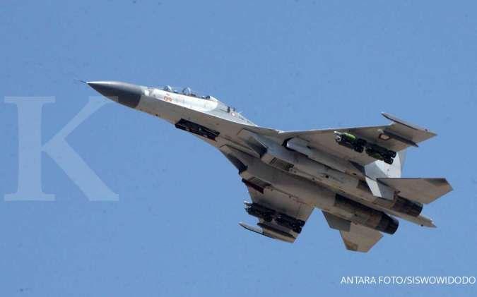 Penyebab komisi I DPR belum membahas anggaran pertahanan sebesar Rp 1.700 triliun