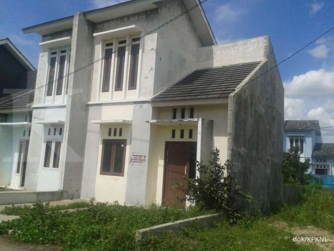 Harga mulai Rp 170 juta, lelang rumah sitaan bank DKI di Bekasi ini seluas 60m2