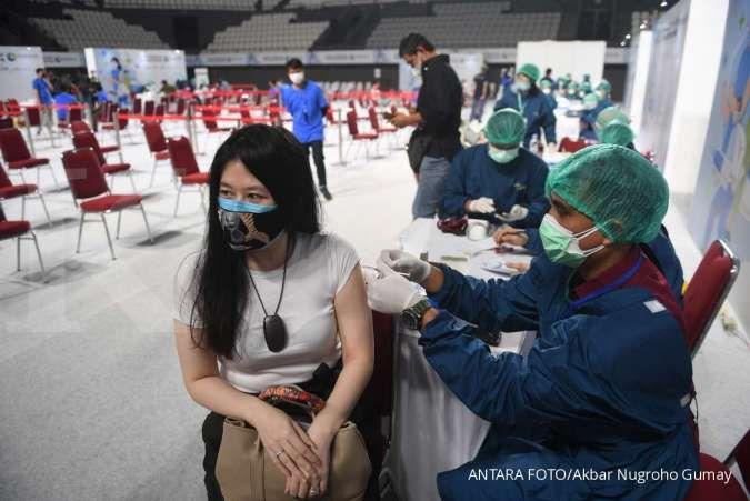 Perbanas fasilitasi vaksinasi gotong royong bagi 65.000 karyawan bank