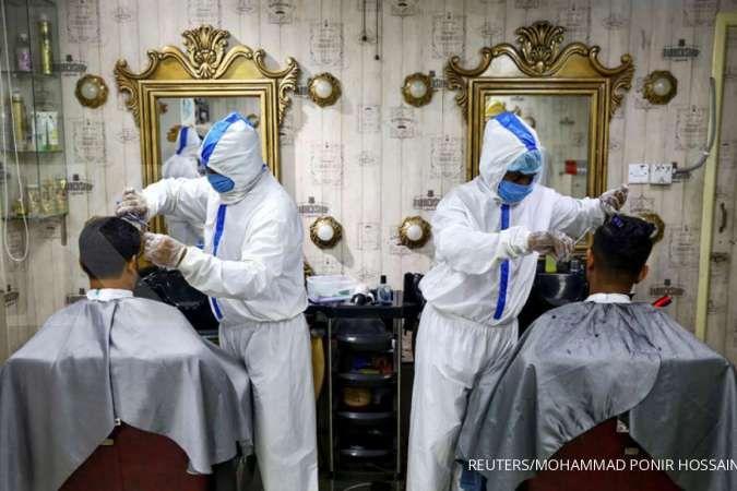 Tanpa mengunjungi salon, ini cara merawat rambut di tengah pandemi covid 19