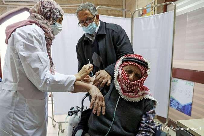 Palestina terima 100.000 dosis vaksin Covid-19 tambahan dari China