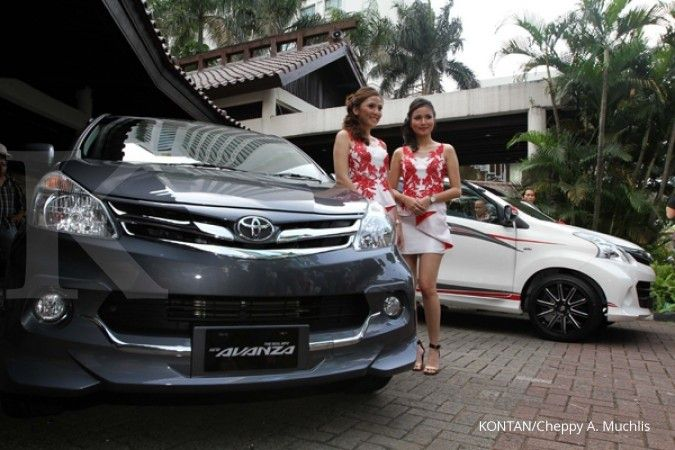 Cuma Rp 70 juta, lelang mobil dinas Toyota Avanza ini ada dua pilihan