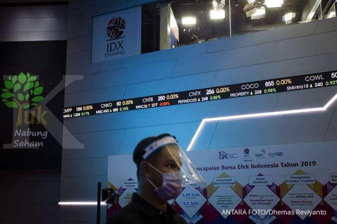 IHSG turun di awal perdagangan Jumat (18/9)