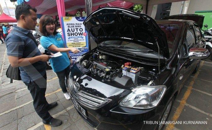 Dengan cicilan Rp 2 jutaan, Anda bisa miliki Mercy bekas taksi