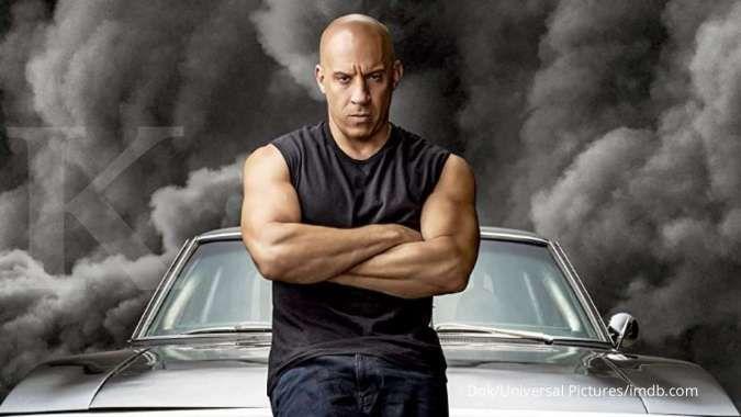 Vin Diesel angkat bicara soal film Fast and Furious 9