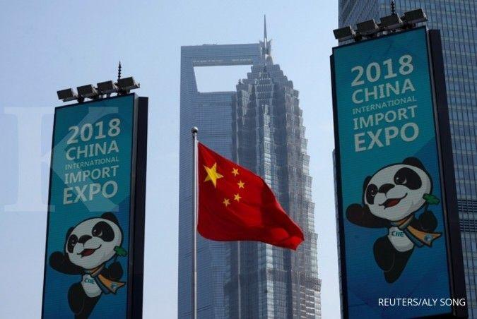 Aktivitas pabrik di China berada di laju paling lambat pada Juli 2021