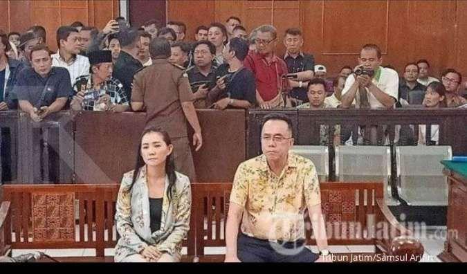 Serangan jantung, bos Pasar Turi Surabaya Henry J Gunawan meninggal di Rutan Medaeng