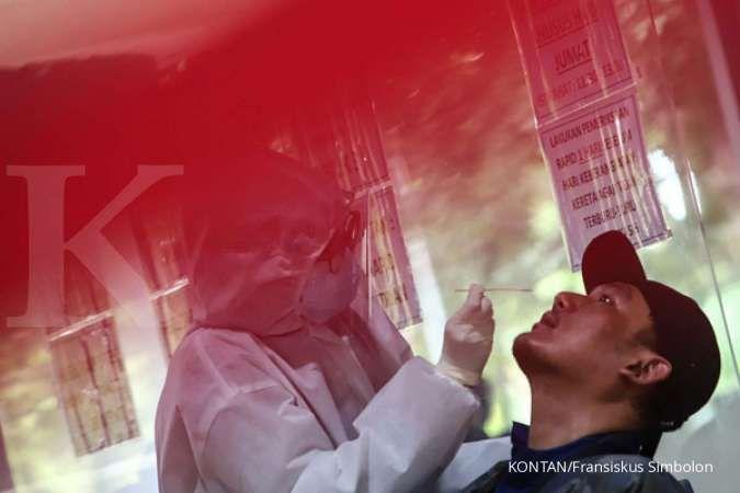 Wah, Biaya Rapid Test Antigen di Stasiun Cuma Rp 45 Ribu