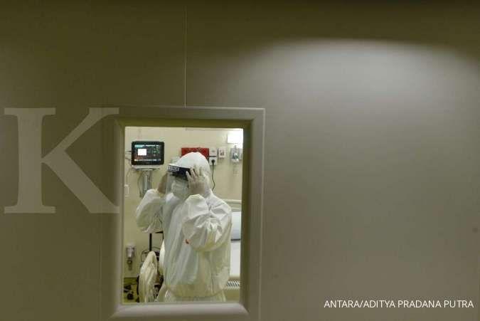Sekitar 85% pasien positif sembuh, tempat karantina corona di Pontianak kosong