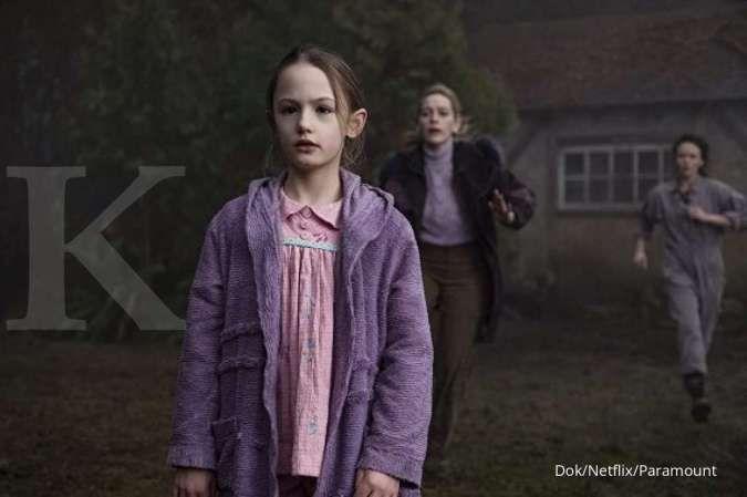 Pemeran The Haunting of Bly Manor tebak adegan-adegan seram di film horor Indonesia