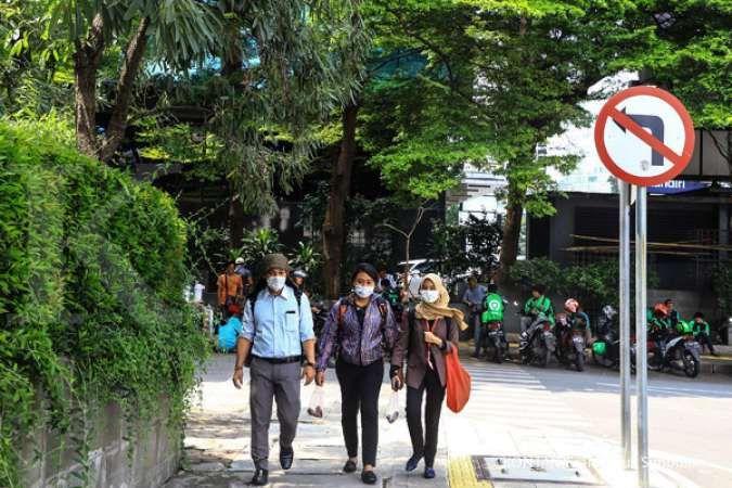 Dampak virus corona, 139.288 pekerja di DKI Jakarta kena PHK dan dirumahkan