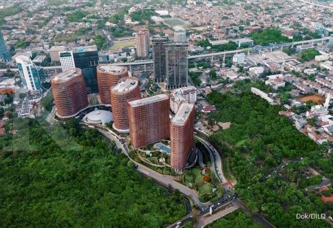 Hingga tengah Juni, Intiland Development (DILD) catatkan pra penjualan Rp 947 miliar
