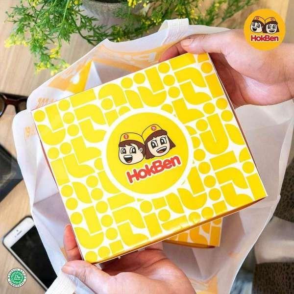Promo HokBen hari ini 3 Maret 2021, ada menu Rabu Rp 20.000!